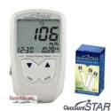 دستگاه تست قند خون گلوکوشور استار Glucosure Star