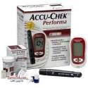 دستگاه تست قند خون اکیو چک پرفورما Accu check Performa